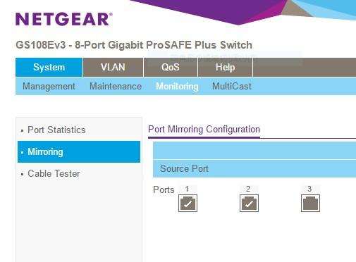 NetGearのちょっと便利な8ポートスイッチGS108Ev3にチェンジ