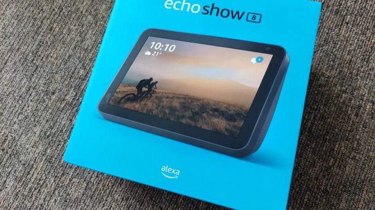 父へのAmazon Echo Show 8をセットアップして送り出すまで