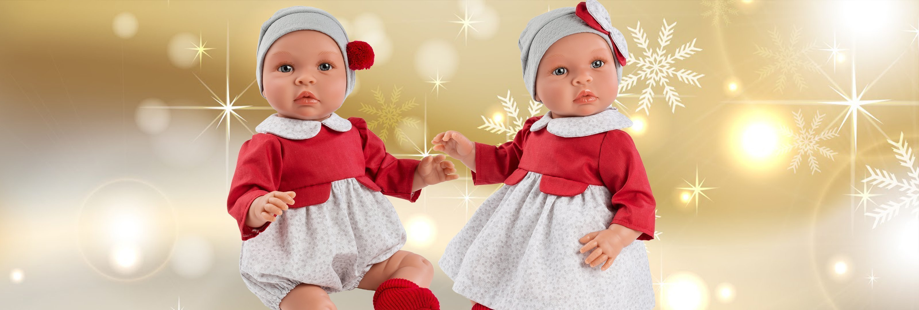 Muñecas Así: Un clásico de Navidad
