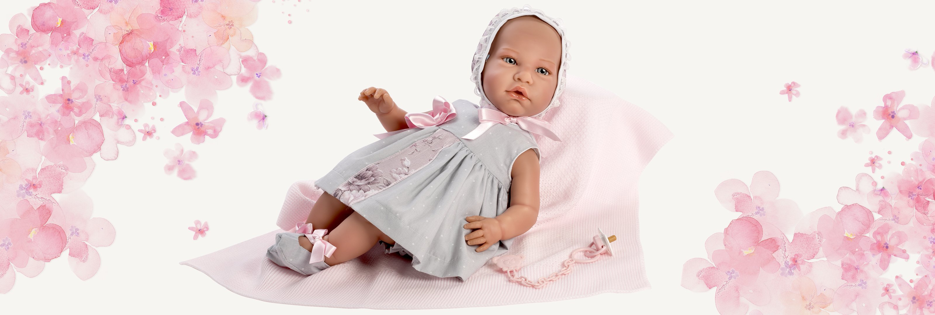 Muñecas y accesorios para primavera