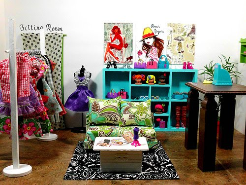 Diorama Ideas Dollsfashionshop