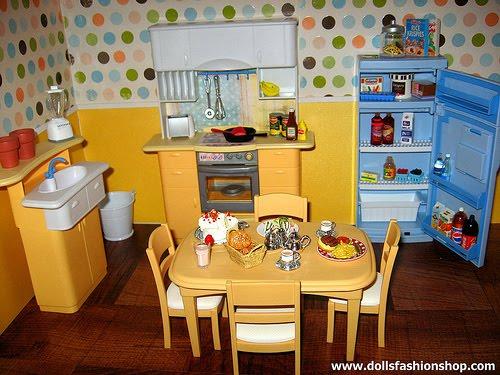 Diorama  dollsfashionshop