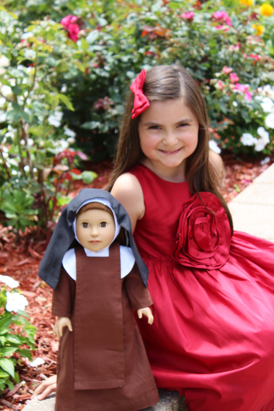 Dolls From Heaven : dolls, heaven, Therese's, Little, Missionaries, Dolls, Heaven
