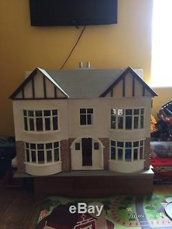Emporium Fairbanks Wooden Dolls House