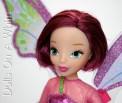 Jakks Pacific Winx Club Believix Tecna makeup head face 2