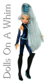Mattel Winx Club Witch School Icy front length 2