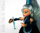 Mattel Winx Club Witch School Icy Whisperian Crystal Whisperia Wysperia Vacuum