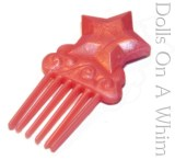 Hasbro Moon Dreamers Star Gazer Scorceress Scientist pink pick comb brush