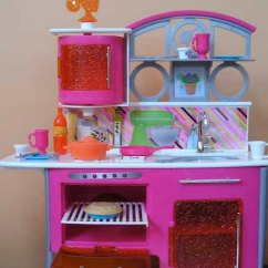 Barbie Kitchen Playset Remodel How To Dollsville Usa Olympus Digital Camera