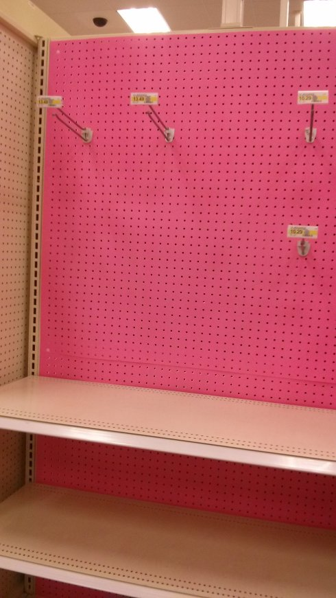 Current State of Many Toy Aisles