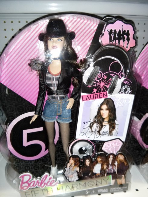 Fifth Harmony Doll, Lauren