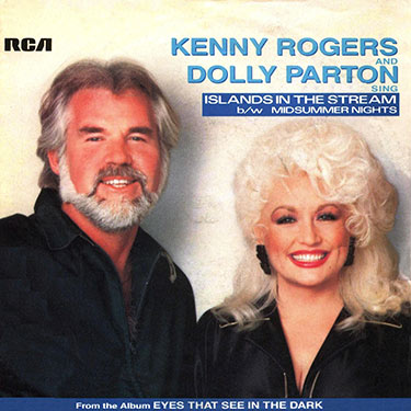 Islands in the Stream - Duet - Dolly Parton, Kenny Rogers