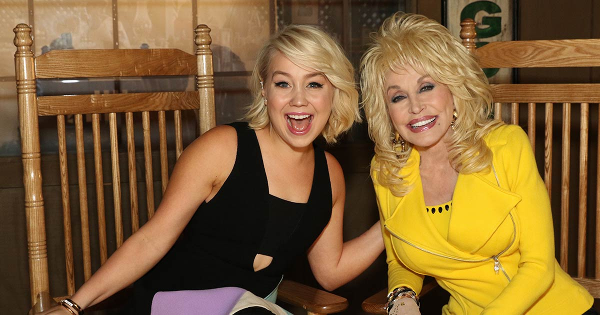 Cracker Barrels Front Porch Series With Dolly  RaeLynn