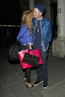 Millie Mackintosh spotted kissing her boyfriend Professor Green