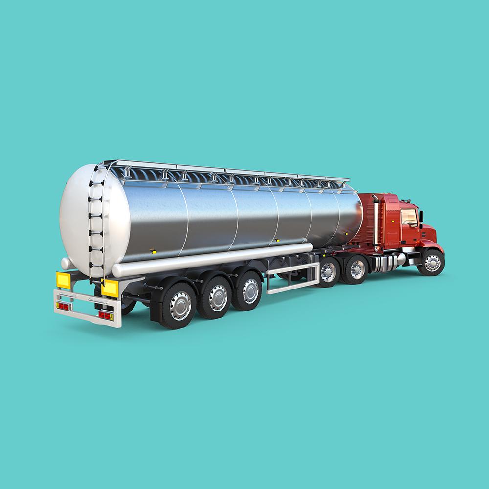 Image of tank truck