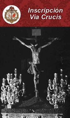 Inscripción Vía Crucis