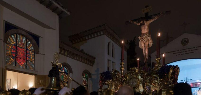 Cristo encierro
