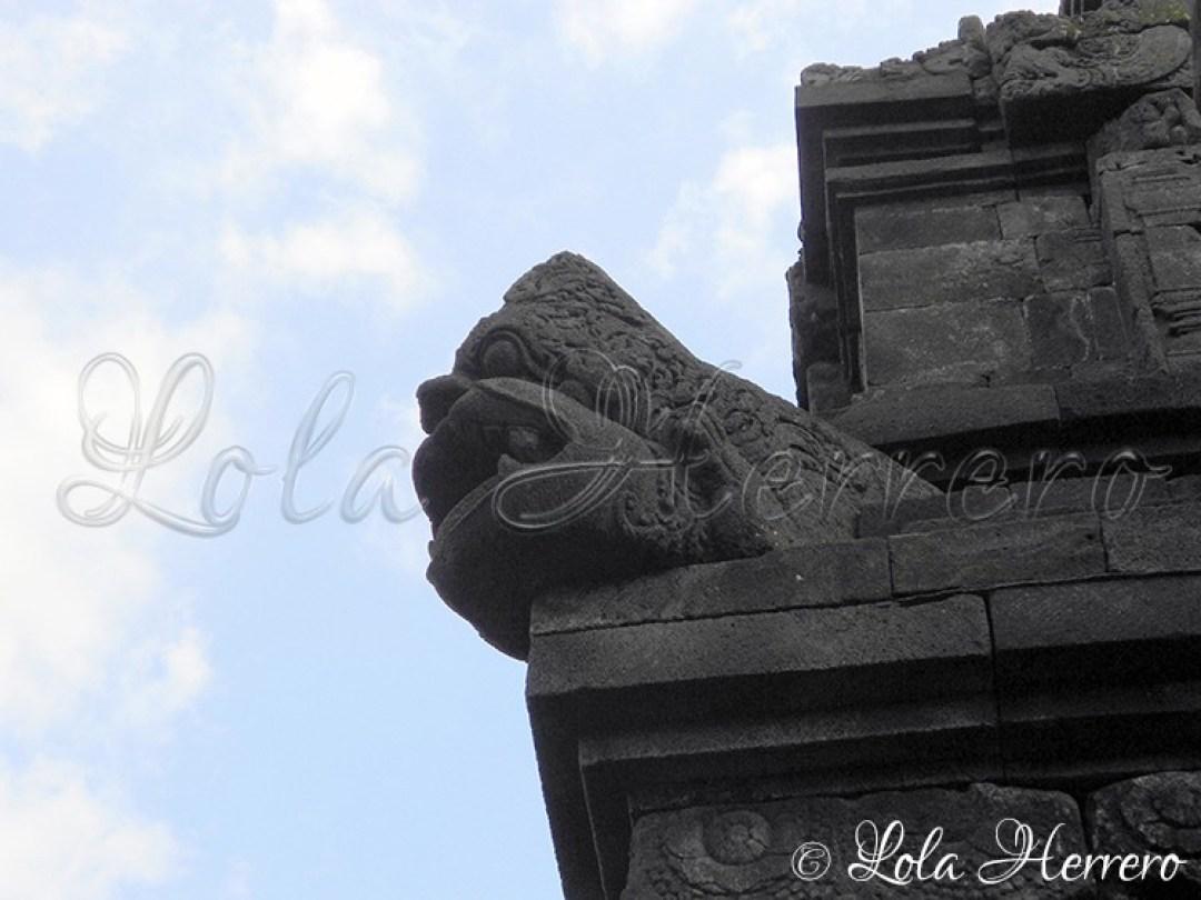Gárgola Borobudur (Indonesia) 117