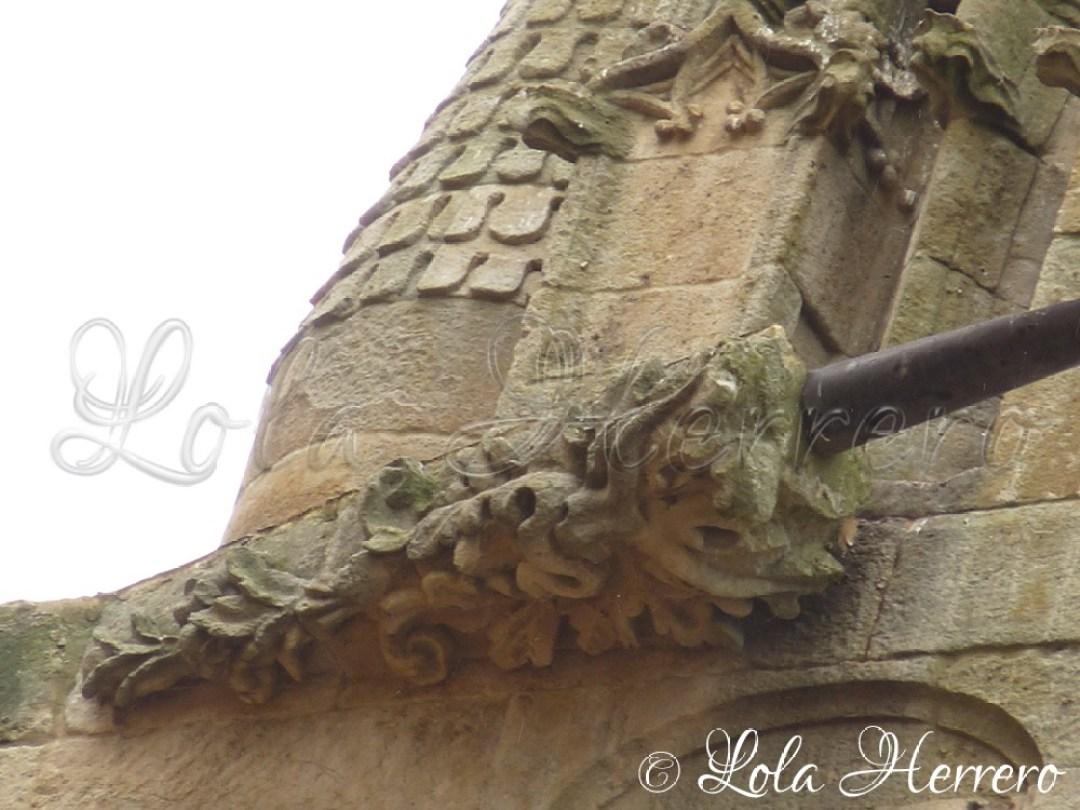 Gárgola Catedral Salamanca 75