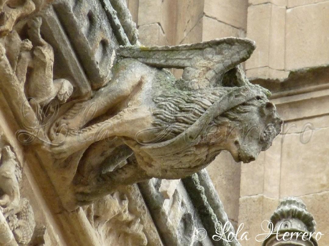 Gárgola Catedral Salamanca 76