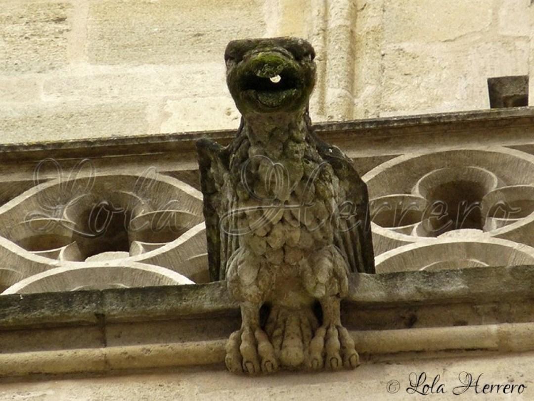 art history gargoyles