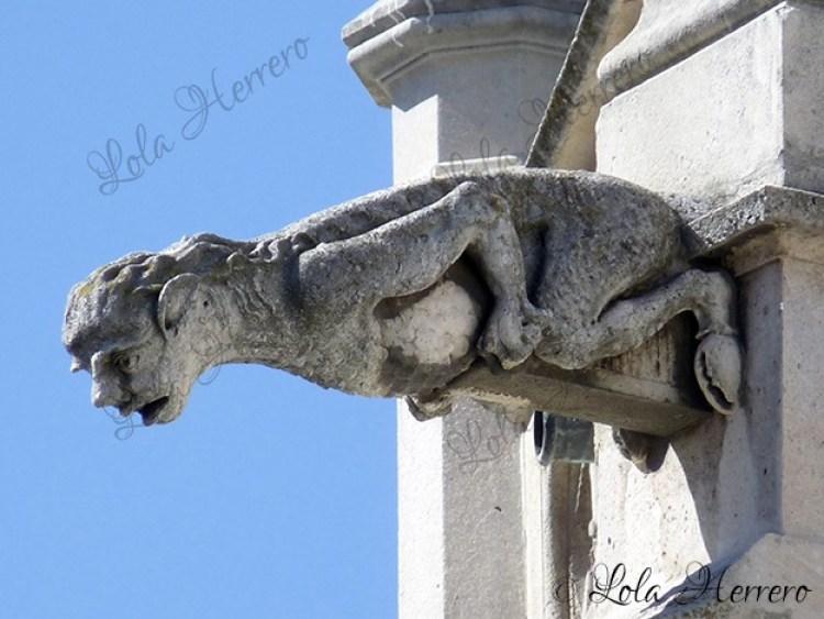 gargoyles devil history
