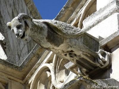 Gárgola de la Catedral de Palencia