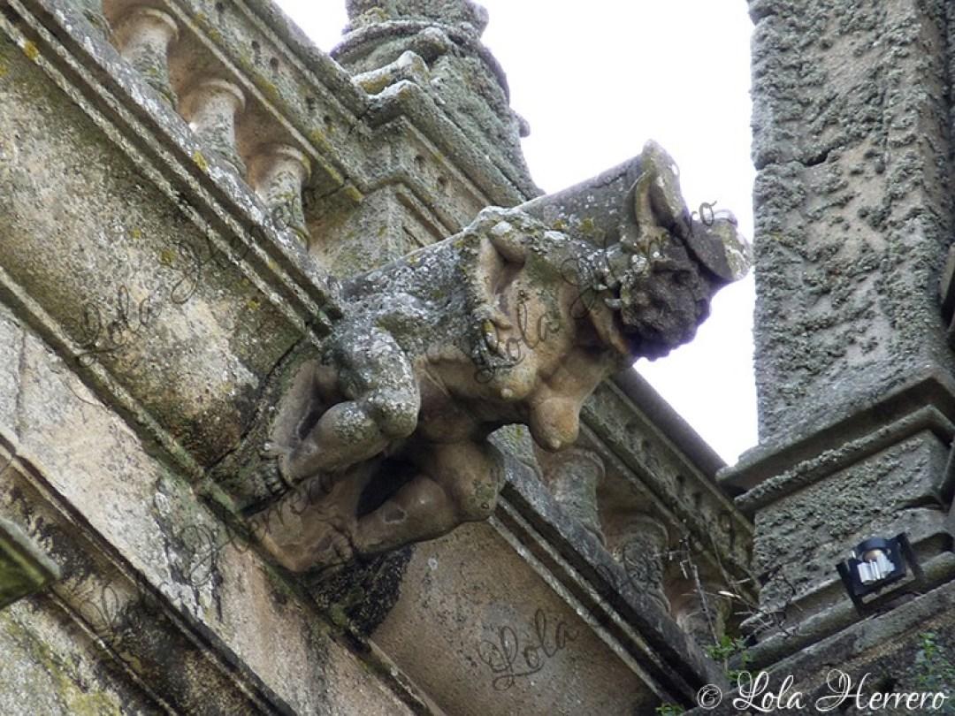 Gárgola Catedral Plasencia (405)
