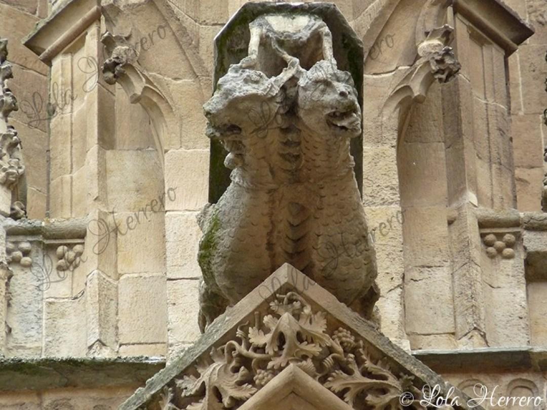 Gárgola Catedral Salamanca (359)