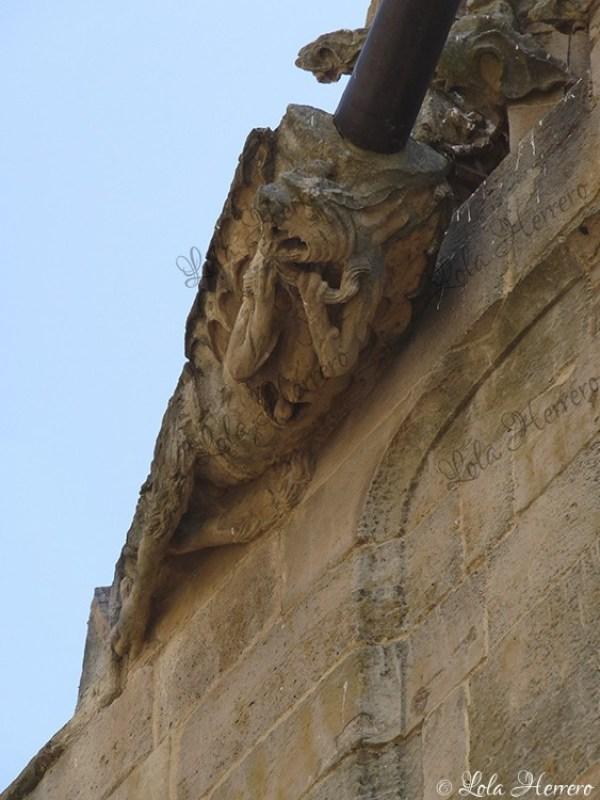 Gárgola Catedral Salamanca (378)