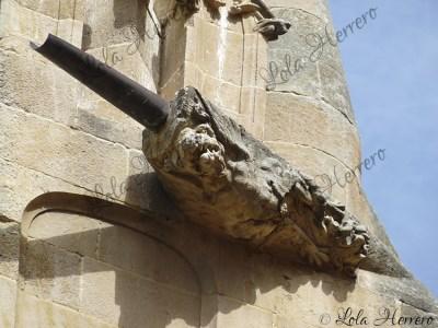 Gárgola de la Catedral de Salamanca