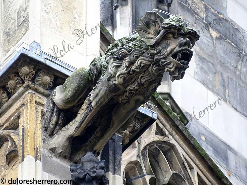 animales fantásticos medieval