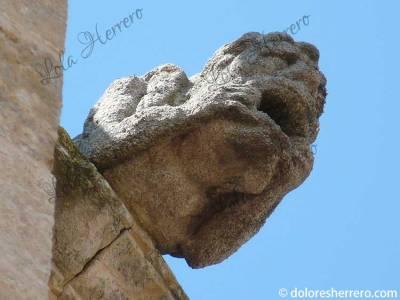 Gárgola de la Catedral de Ciudad Rodrigo