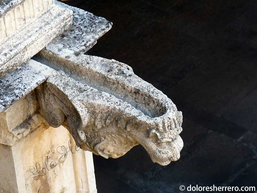 gárgolas arte medieval
