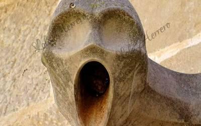 El grito en las gárgolas. Expresividad en el arte