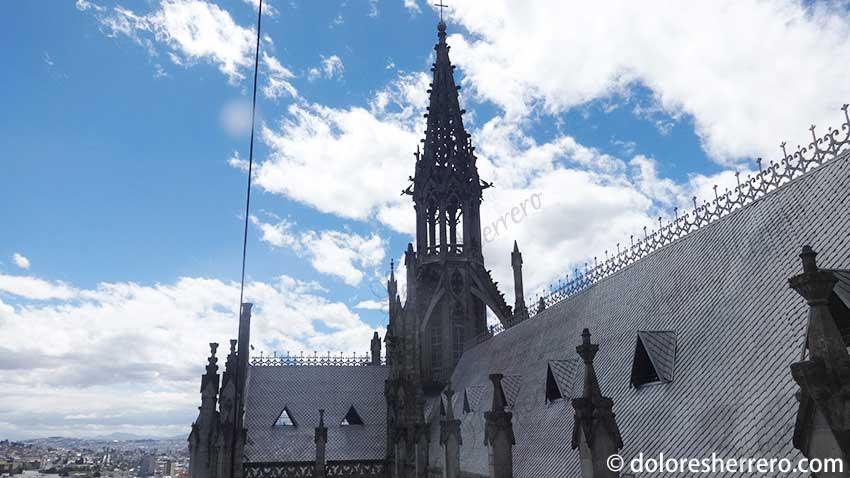 Gárgolas de Quito