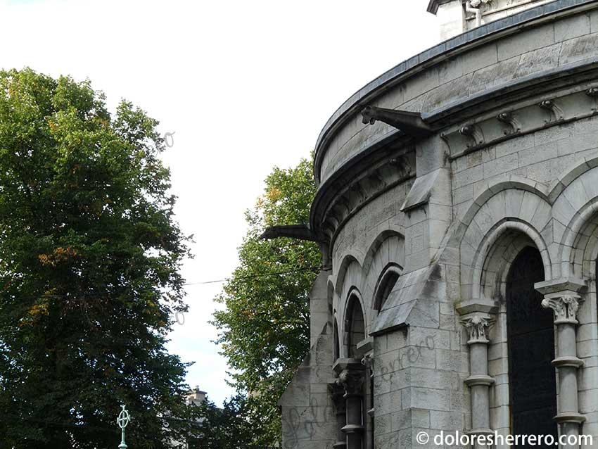 Gargoyles in Cork