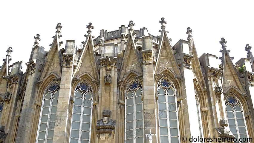 Ensymbolism In Images Of Gargoyles Blog Dolores Herrero