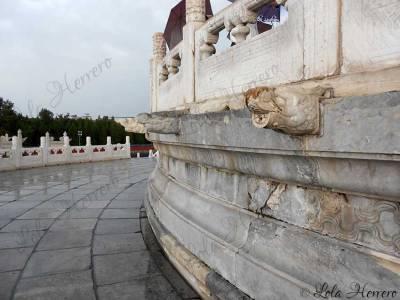 Gárgolas del Templo del Cielo (Pekín, China)
