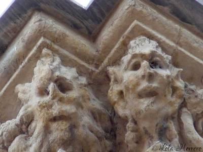 Grotescos de la Catedral de Salamanca
