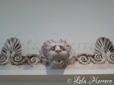 Gárgola del Museo Arqueológico Nacional de Atenas (Grecia)