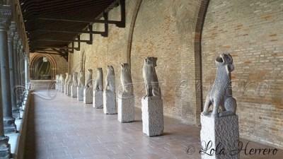 Gárgola del Museo de los Agustinos de Toulouse (Francia)