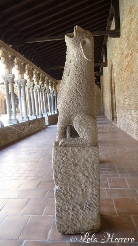 Gárgola Museo de los Agustinos Toulouse (Francia) 238