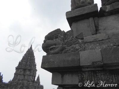 Gárgola de Prambanan, (Yogyakarta, Indonesia)