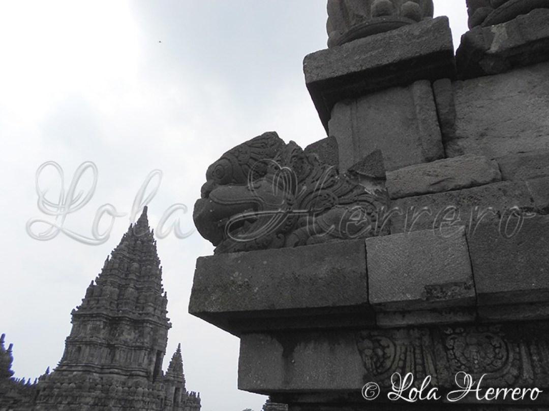 Gárgola Prambanan (Indonesia) 126