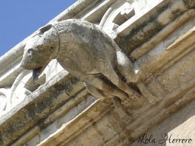 Gárgola de San Isidoro de León