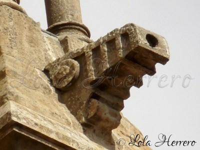 Gárgola de San Juan Sahagún (Salamanca)