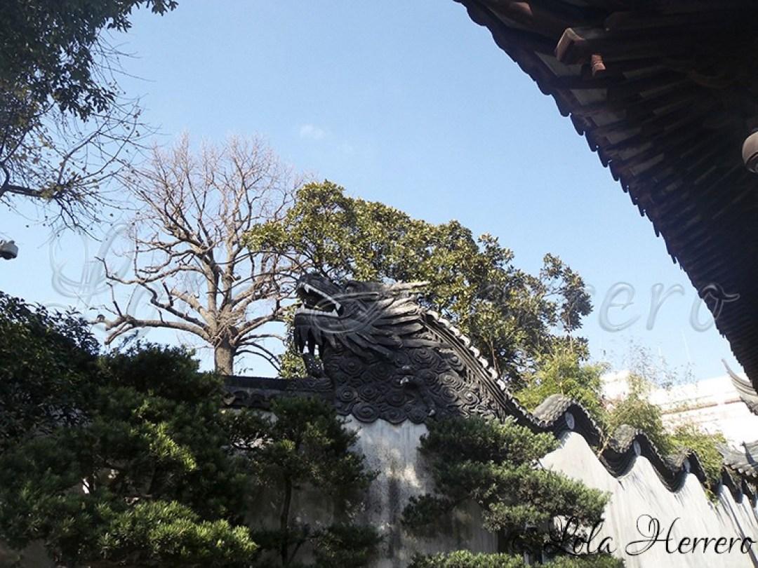 Yuyuan Gardens Shanghái (China) 214
