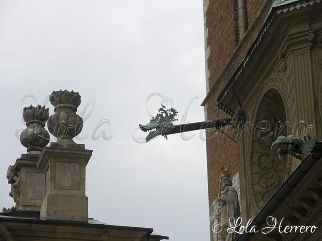 Gárgola Catedral Wawel Cracovia (Polonia) 200