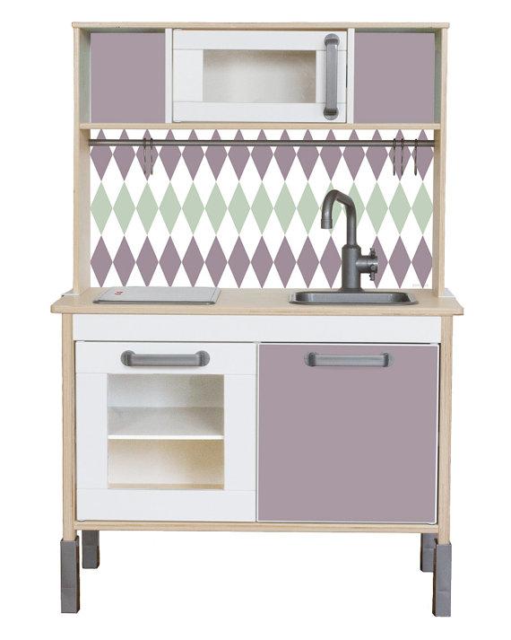 Ikea Kinderküche, Duktig Küche, Limmaland, DIY, Pimpmykitchen
